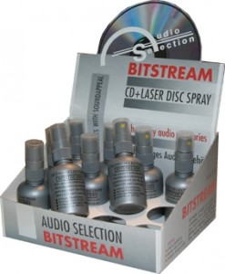 Audio Selection Bitstream
