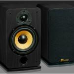 Davis Acoustics EVA colore nero