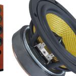 Davis Acoustics Sisley HD - midrange