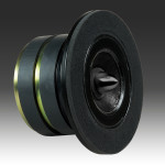 Tweeter a cono in kevlar nero